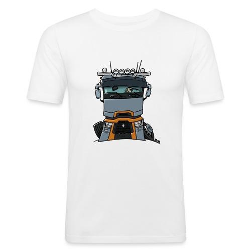 0813 R truck - slim fit T-shirt