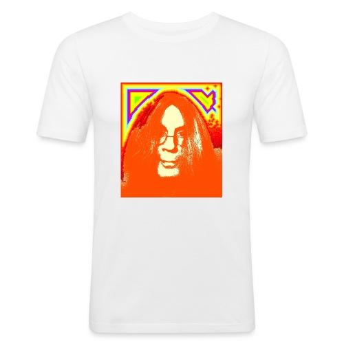 hippie1 - Männer Slim Fit T-Shirt