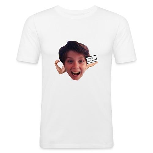Joep - Mannen slim fit T-shirt