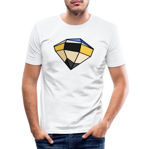 Lapiz - Camiseta ajustada hombre