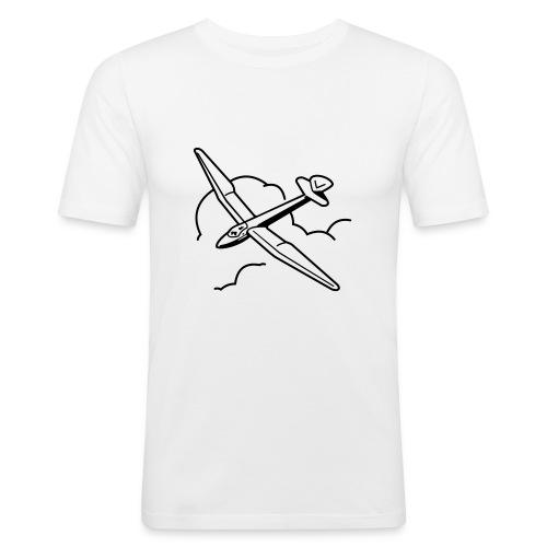 logo lsv weihe - Männer Slim Fit T-Shirt