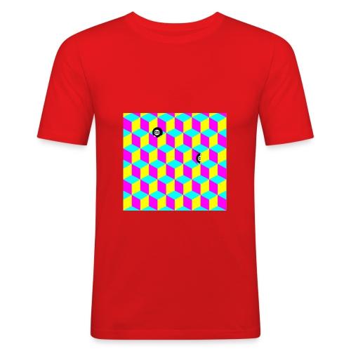 shirts eightball - Mannen slim fit T-shirt