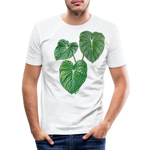 Alice - Männer Slim Fit T-Shirt