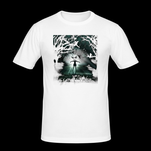obscura shirt png - Männer Slim Fit T-Shirt