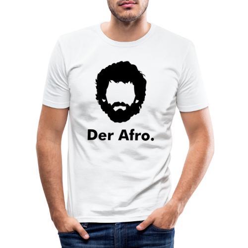 Der Afro - Men's Slim Fit T-Shirt