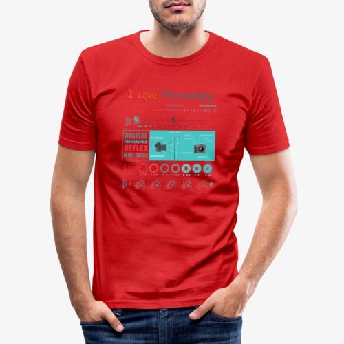 Photography 4 - Camiseta ajustada hombre
