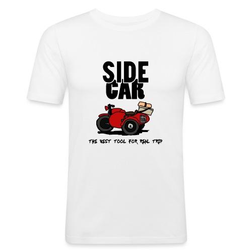 side TRIP - T-shirt près du corps Homme