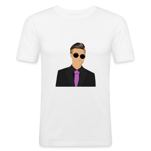Odenshuge - Miesten tyköistuva t-paita