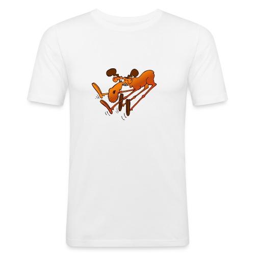 Bremselch - Männer Slim Fit T-Shirt
