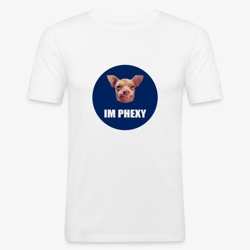 IMPHEXY - Men's Slim Fit T-Shirt