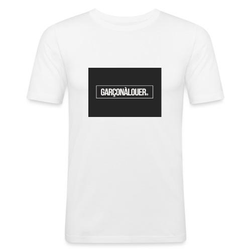 GARÇONÀLOUER - T-shirt près du corps Homme
