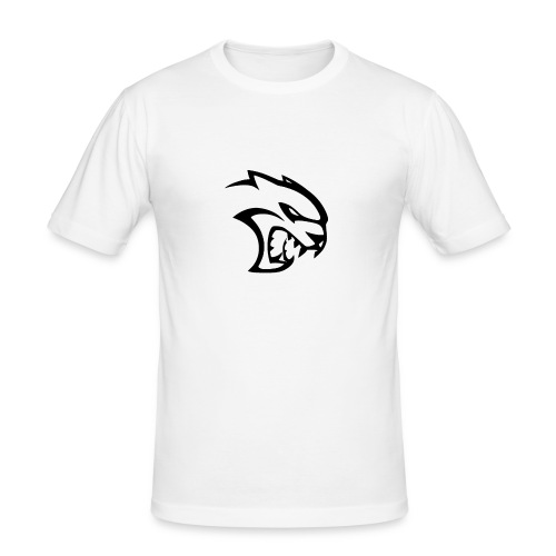 new logo2 png - Men's Slim Fit T-Shirt
