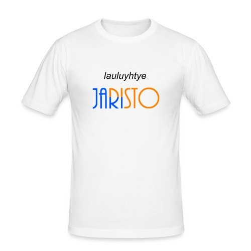 JaRisto Lauluyhtye - Miesten tyköistuva t-paita