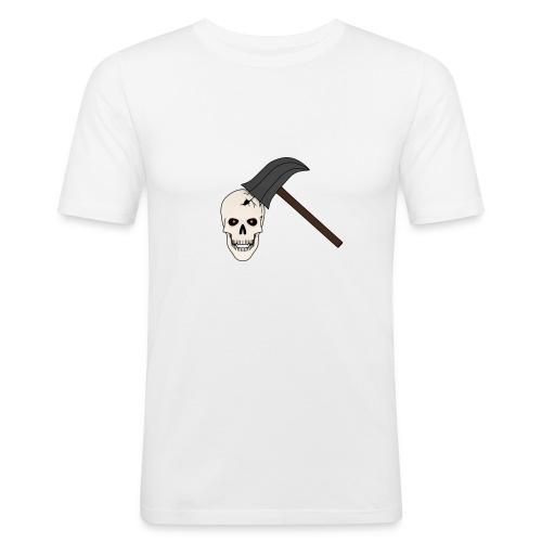 Skullcrusher - Männer Slim Fit T-Shirt