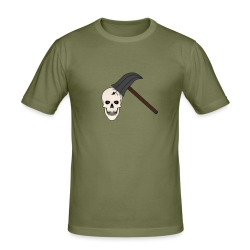 Skullcrusher - Männer Slim Fit T-Shirt