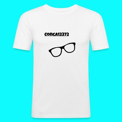 Conca12372 - Men's Slim Fit T-Shirt