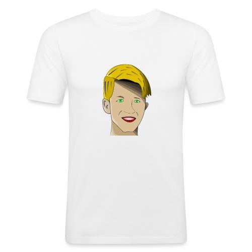 Adlorf - Obcisła koszulka męska