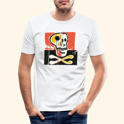 Memento - T-shirt près du corps Homme