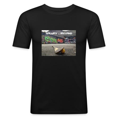 GALWAY IRELAND BARNA - Men's Slim Fit T-Shirt