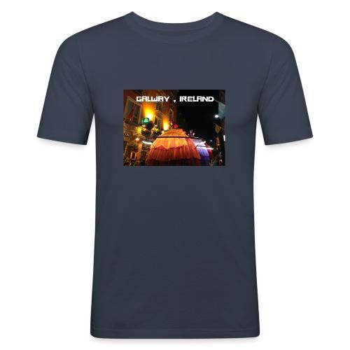 GALWAY IRELAND MACNAS - Men's Slim Fit T-Shirt