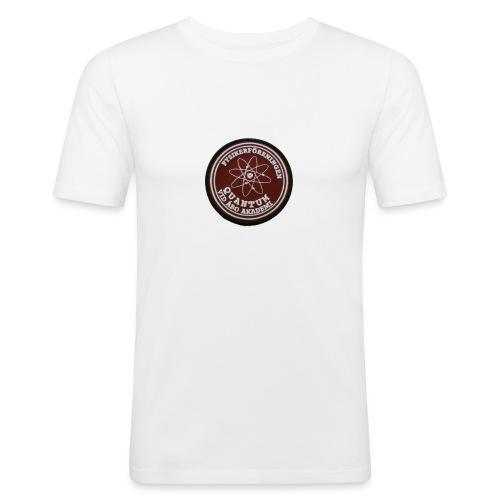 quantum - Miesten tyköistuva t-paita