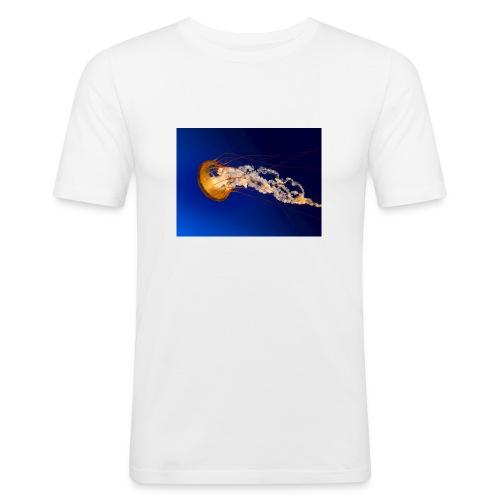Jellyfish - Maglietta aderente da uomo