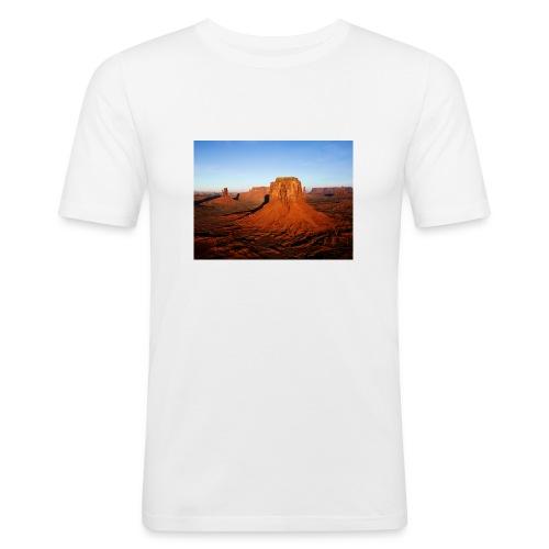 Desert - Camiseta ajustada hombre