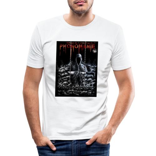 Phonomanie House of Horrors Edition - Männer Slim Fit T-Shirt