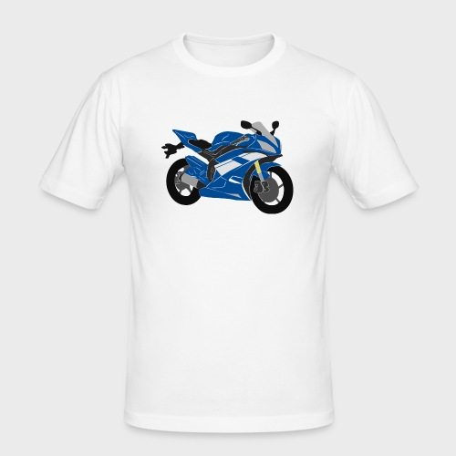 R6NICK Bike - Men's Slim Fit T-Shirt