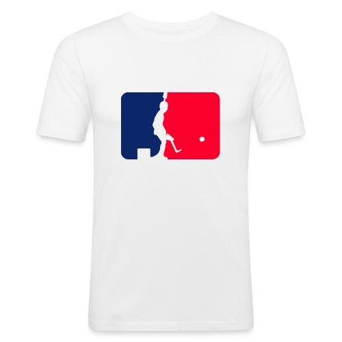 Major League Tipp-Kick Shirt - Männer Slim Fit T-Shirt