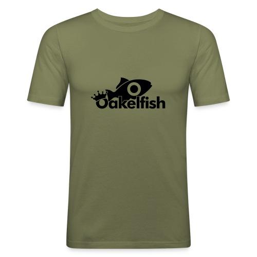 Oakelfish fish - Men's Slim Fit T-Shirt