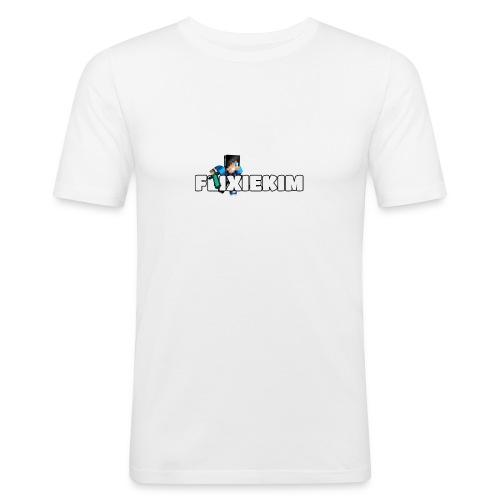 Flixiekim - Slim Fit T-shirt herr