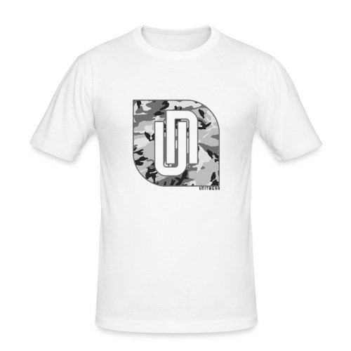 Unitwear – Camo UN Tshirt - slim fit T-shirt