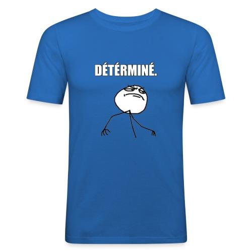 DÉTÉRMINÉ. - T-shirt près du corps Homme