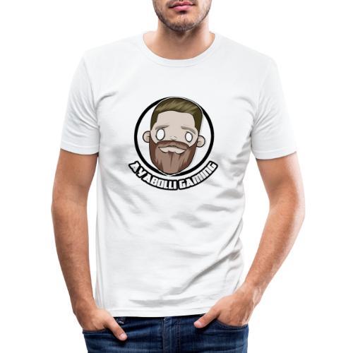 Ayabolli Gaming (Med text) - Slim Fit T-shirt herr