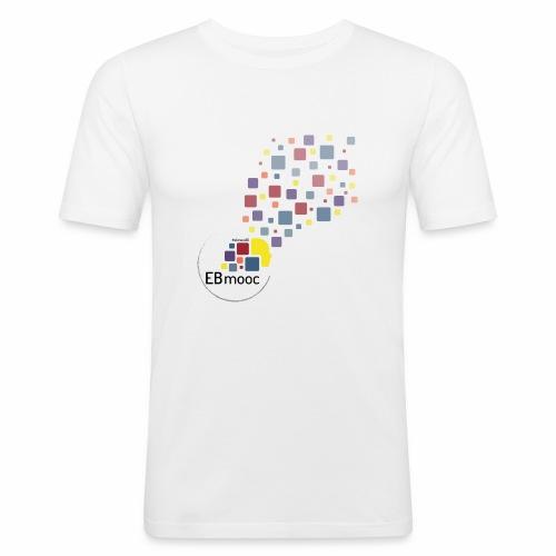 EBmooc T-Shirt 2018 - Männer Slim Fit T-Shirt