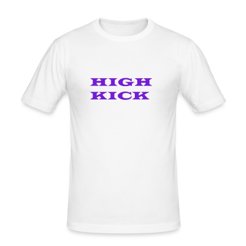 HIGH KICK HOODIE [LIMITED EDITION] - Men's Slim Fit T-Shirt