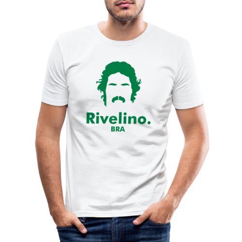 Rivelino - Men's Slim Fit T-Shirt