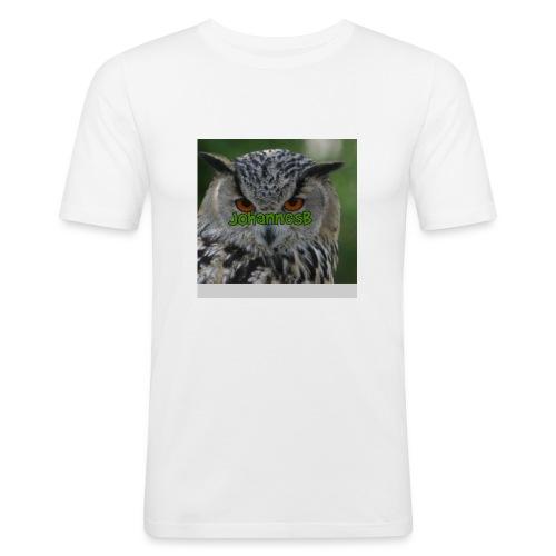 JohannesB lue - Slim Fit T-skjorte for menn