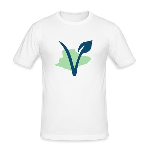 Sussex Vegan - Men's Slim Fit T-Shirt