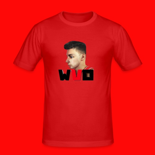 WVO OFFICIAL - Men's Slim Fit T-Shirt