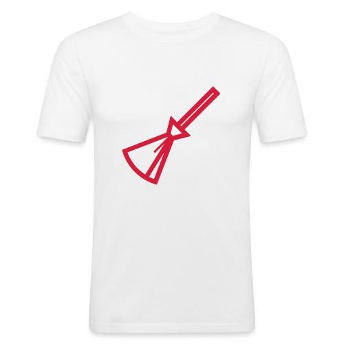 Balais Balais Wiccan Wicca ! - T-shirt près du corps Homme