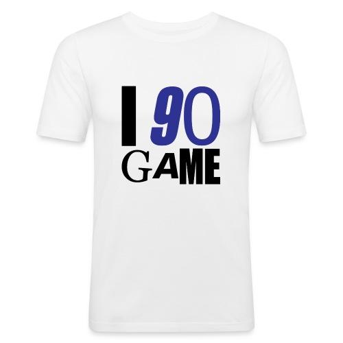 I 90 GAME - T-shirt près du corps Homme