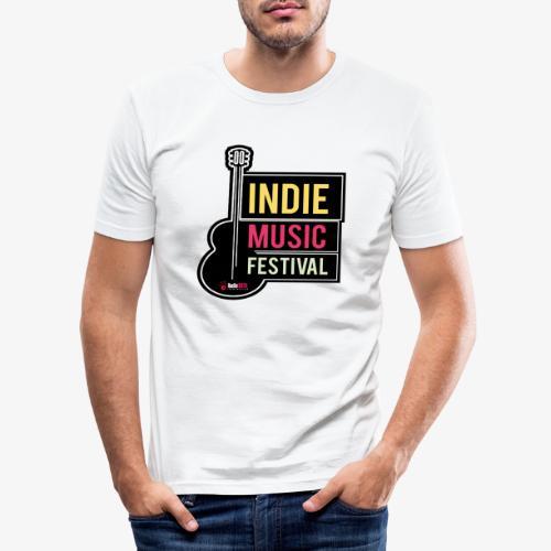 SOUND 001 - Camiseta ajustada hombre