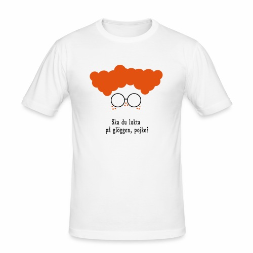 Karl-Bertil Jonsson - Slim Fit T-shirt herr