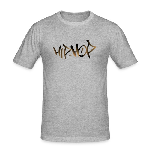 HIP HOP - Men's Slim Fit T-Shirt