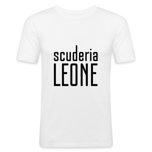 Scuderia Leone RED - Men's Slim Fit T-Shirt