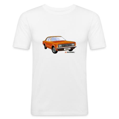 Taunus MK1 - Männer Slim Fit T-Shirt