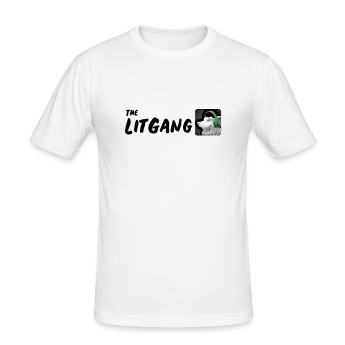 LitGang - Men's Slim Fit T-Shirt