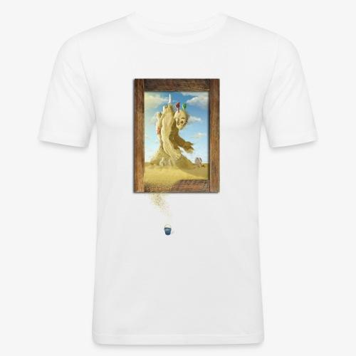Sand - Camiseta ajustada hombre